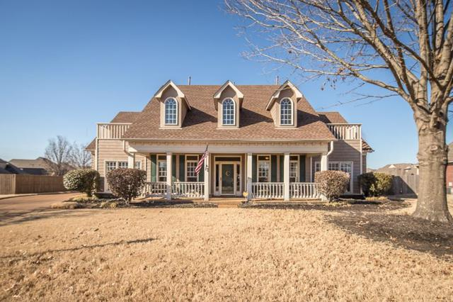 9708 Woodland Hills Dr, Unincorporated, TN 38018 (#10019077) :: The Wallace Team - RE/MAX On Point