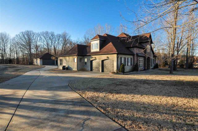 160 Cottonwood Dr, Unincorporated, TN 38028 (#10019122) :: The Wallace Team - RE/MAX On Point