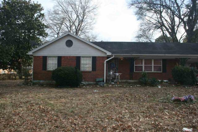 1739 W Holmes Rd, Memphis, TN 38109 (#10019540) :: The Wallace Team - RE/MAX On Point