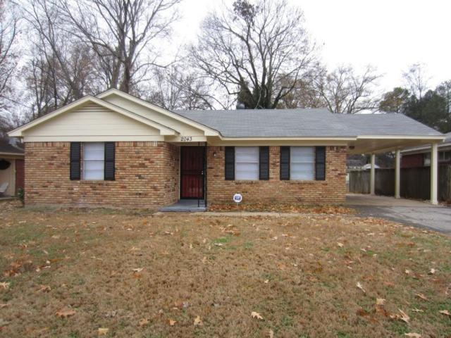 2043 Willowwood Ave, Memphis, TN 38127 (#10020127) :: The Wallace Team - RE/MAX On Point