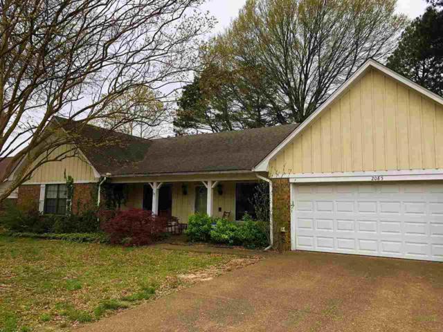 2085 Kingsrow Pky, Memphis, TN 38016 (#10023472) :: Berkshire Hathaway HomeServices Taliesyn Realty