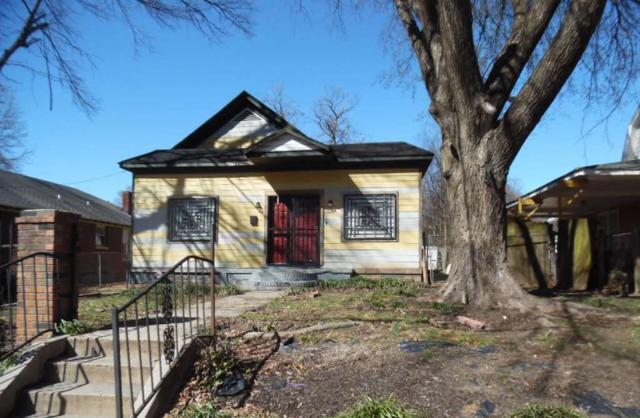 760 E Trigg Ave, Memphis, TN 38106 (#10024828) :: The Wallace Team - RE/MAX On Point