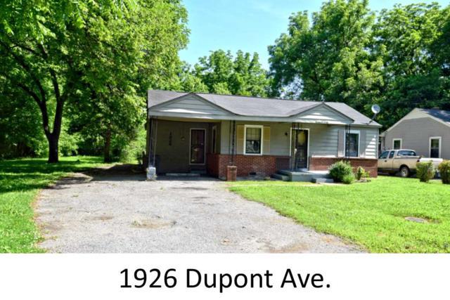 1926 Dupont Ave, Memphis, TN 38127 (#10028675) :: The Melissa Thompson Team