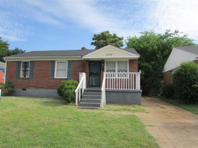 1476 E Person Ave, Memphis, TN 38106 (#10030388) :: The Melissa Thompson Team
