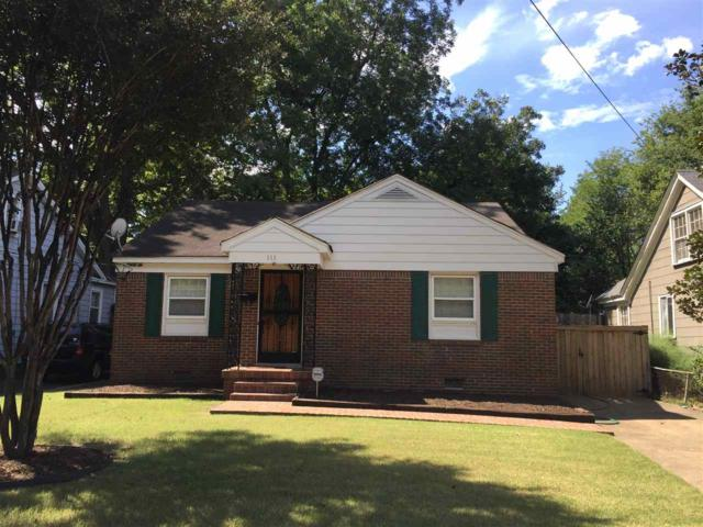 111 S Humes St, Memphis, TN 38111 (#10036463) :: The Melissa Thompson Team