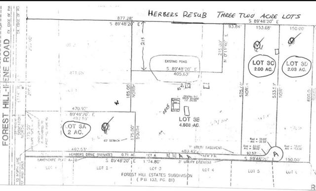 LOT 3A Forest Hill-Irene Rd, Collierville, TN 38017 (#10036710) :: The Melissa Thompson Team