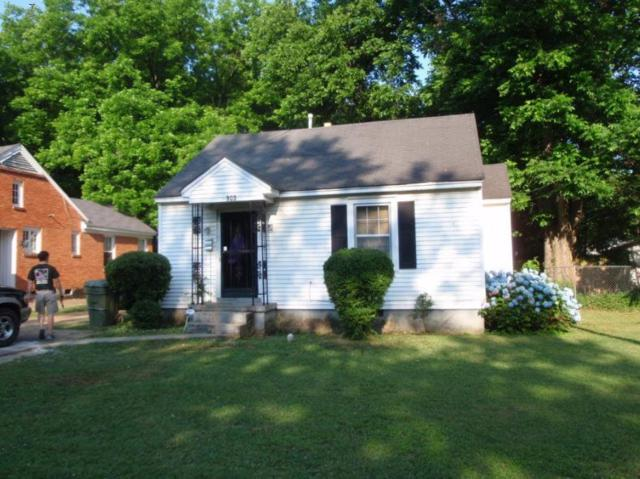 803 Atlantic St, Memphis, TN 38112 (#10039953) :: The Wallace Group - RE/MAX On Point