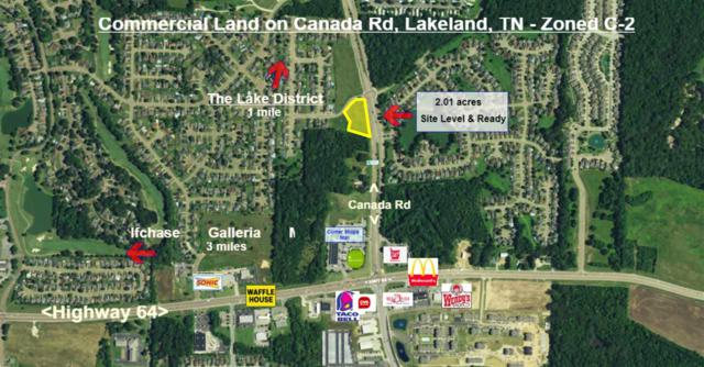 0 Canada Rd, Lakeland, TN 38002 (#10041294) :: ReMax Experts