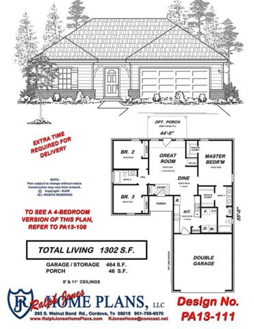 1883 Campground Rd, Munford, TN 38058 (#10044124) :: All Stars Realty