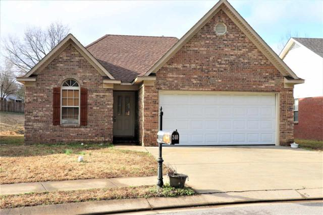 240 Brighton Village Loop, Brighton, TN 38011 (#10046379) :: The Wallace Group - RE/MAX On Point