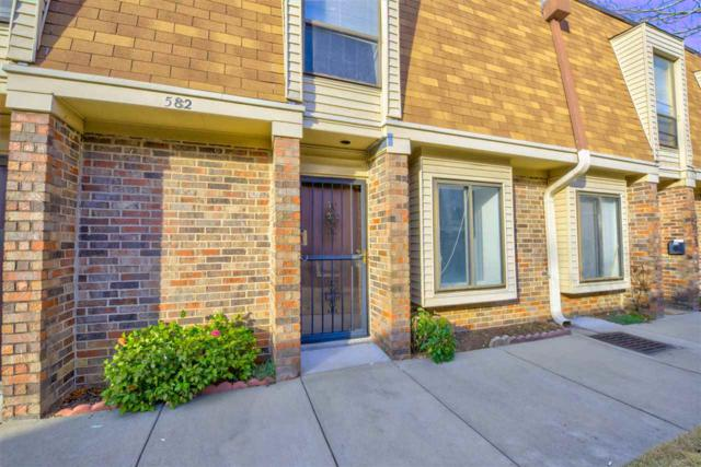 6582 S Poplar Woods Cir #3, Germantown, TN 38138 (#10046950) :: RE/MAX Real Estate Experts