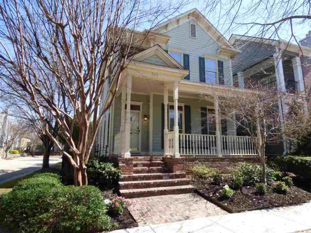 540 Monteigne Blvd, Memphis, TN 38103 (#10048120) :: ReMax Experts