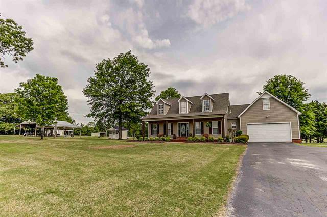 535 Asbury Dr, Unincorporated, TN 38068 (#10050444) :: ReMax Experts