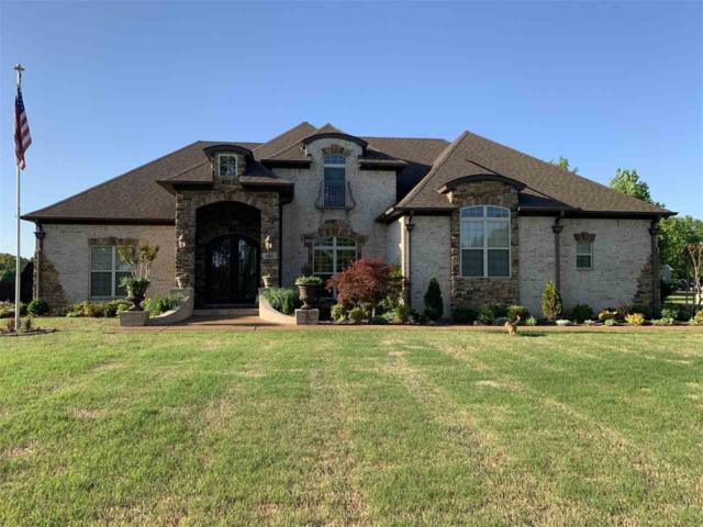 186 Becks Ln, Unincorporated, TN 38011 (#10051198) :: All Stars Realty