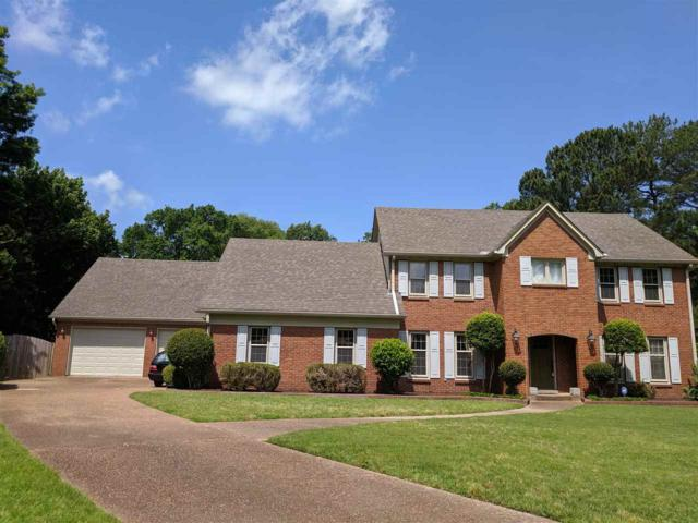 2301 Glenbar Dr, Germantown, TN 38139 (#10053219) :: RE/MAX Real Estate Experts