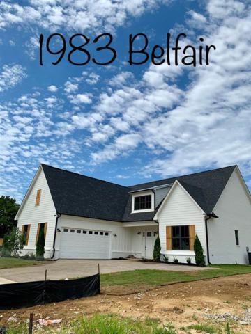 1283 Belfair Dr, Collierville, TN 38017 (#10054143) :: All Stars Realty