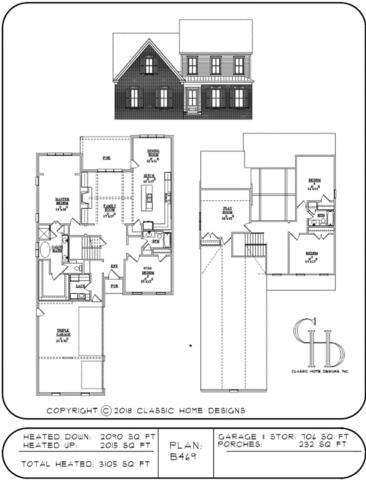 10257 Evergreen Manor Cv, Lakeland, TN 38002 (#10054874) :: J Hunter Realty