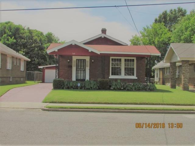 747 N Merton St, Memphis, TN 38112 (#10055159) :: Bryan Realty Group