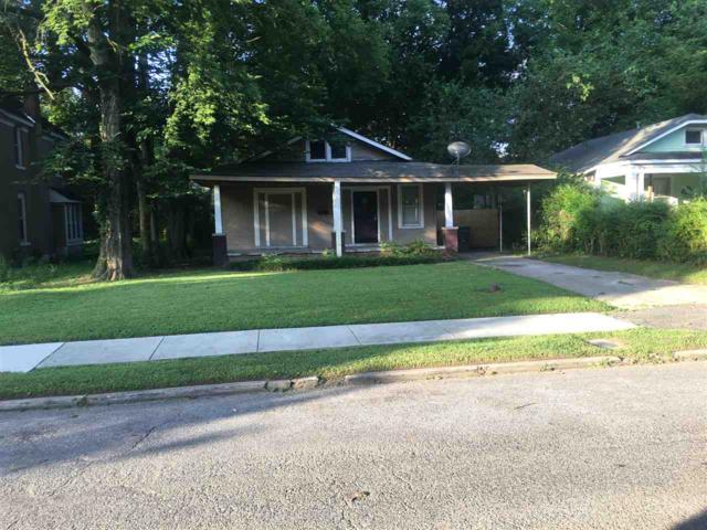 1271 Tutwiler Ave, Memphis, TN 38107 (#10056597) :: All Stars Realty