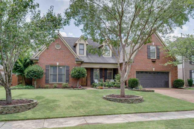 487 Thornbuck Cv, Collierville, TN 38017 (#10057729) :: All Stars Realty