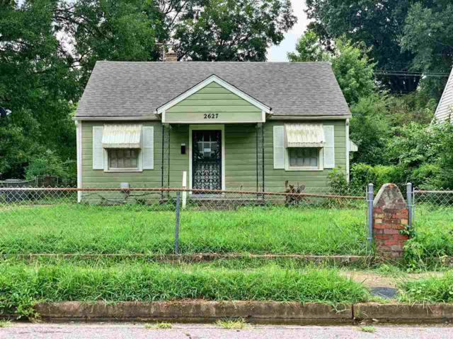 2627 Filmore Ave, Memphis, TN 38114 (#10057733) :: The Melissa Thompson Team