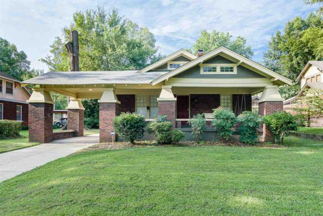 1643 N Parkway Ave, Memphis, TN 38112 (#10059093) :: The Melissa Thompson Team