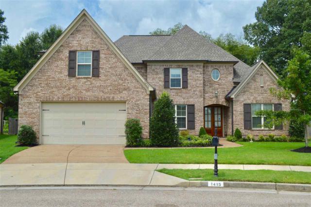 1415 W Rain Lake Ln W, Collierville, TN 38017 (#10059439) :: RE/MAX Real Estate Experts