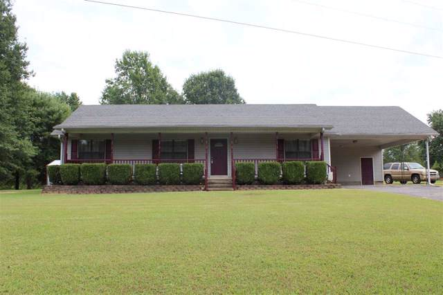 370 Dr Lewis Rd, Ripley, TN 38063 (#10061184) :: The Wallace Group - RE/MAX On Point