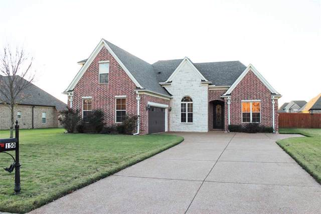150 Burton Place Dr, Oakland, TN 38060 (#10061537) :: All Stars Realty
