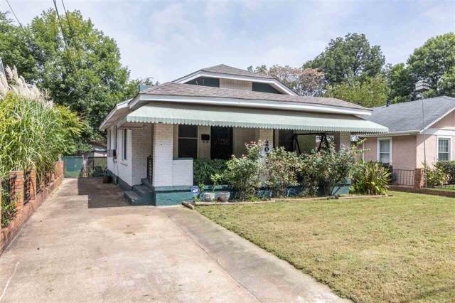 2092 Evelyn Ave, Memphis, TN 38104 (#10061636) :: The Wallace Group - RE/MAX On Point
