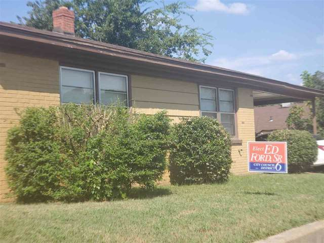 1232 Norris Rd, Memphis, TN 38106 (#10061680) :: The Wallace Group - RE/MAX On Point