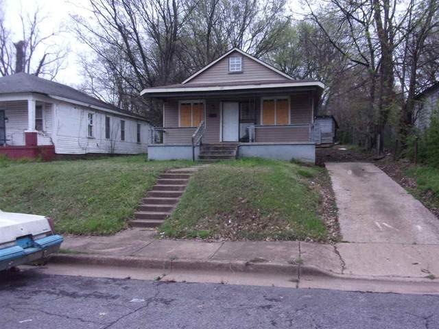 120 E Dempster Ave, Memphis, TN 38109 (#10062422) :: All Stars Realty