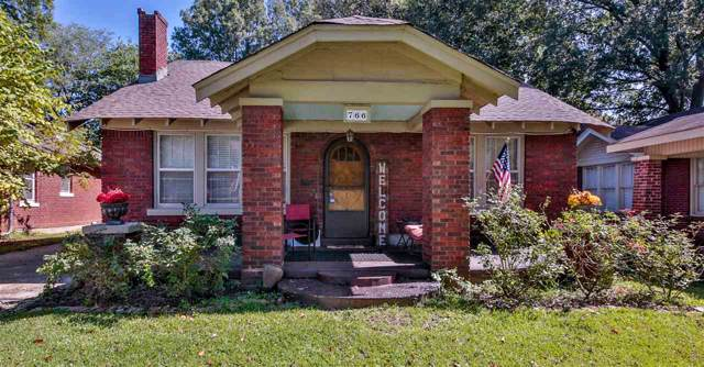 766 N Evergreen St, Memphis, TN 38107 (#10062676) :: ReMax Experts