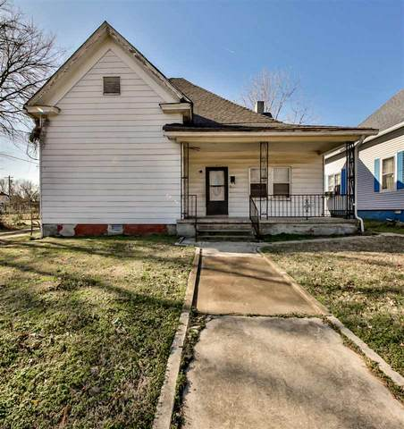 519 N Hays Ave, Jackson, TN 38301 (#10065789) :: The Wallace Group - RE/MAX On Point