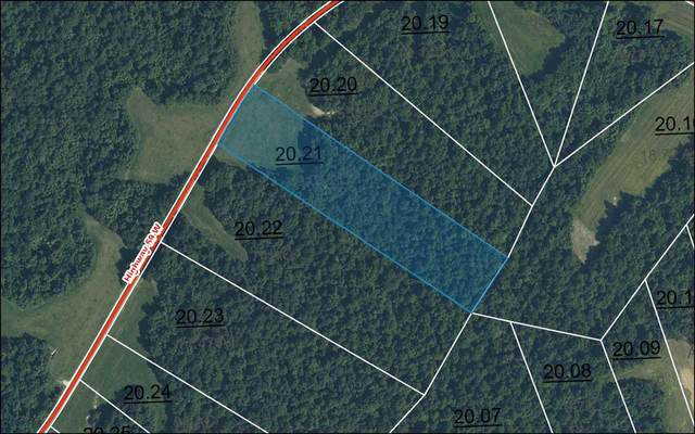 LOT 21 59 Hwy, Unicorp/Drummonds, TN 38023 (#10065834) :: The Melissa Thompson Team