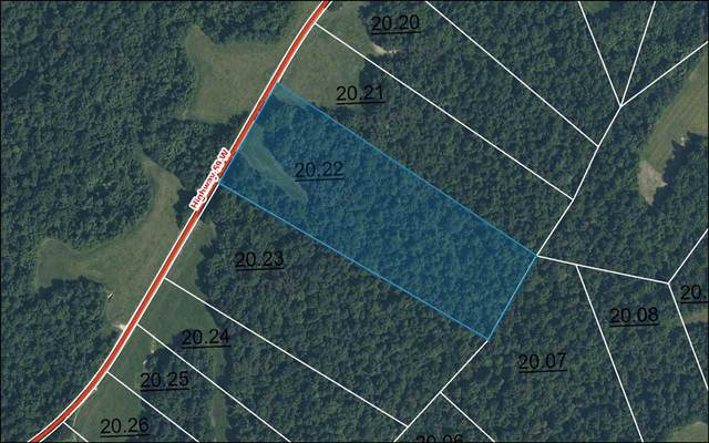 LOT 22 59 Hwy, Unicorp/Drummonds, TN 38023 (#10065836) :: The Melissa Thompson Team