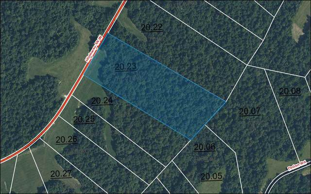 LOT 23 59 Hwy, Unicorp/Drummonds, TN 38023 (#10065838) :: The Melissa Thompson Team