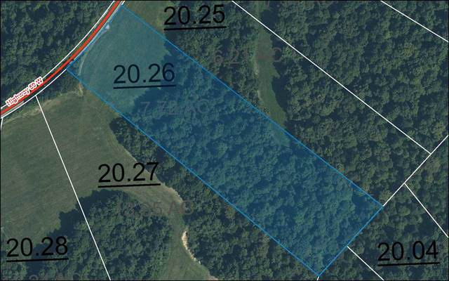 LOT 26 59 Hwy, Unicorp/Drummonds, TN 38023 (MLS #10065844) :: The Justin Lance Team of Keller Williams Realty
