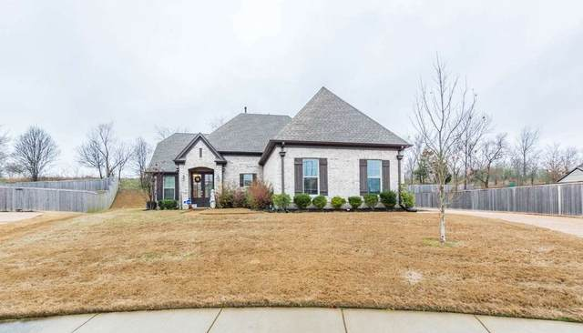 8622 Silverwood Cv, Bartlett, TN 38133 (#10069032) :: The Melissa Thompson Team