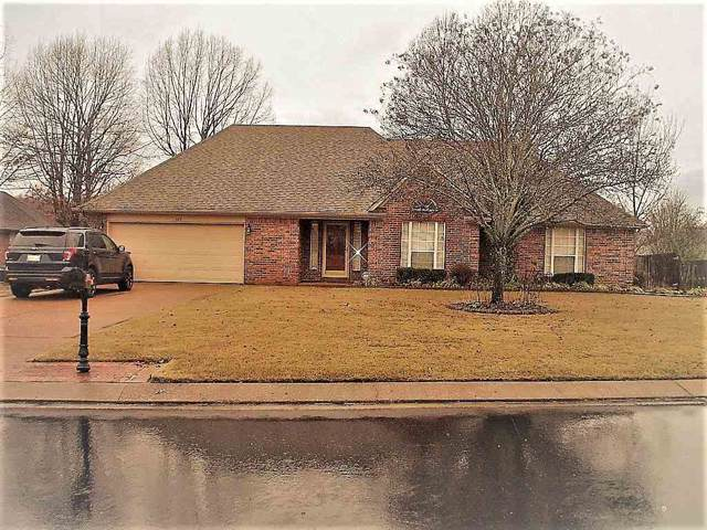 105 Oakland Woods Cv, Oakland, TN 38060 (#10070092) :: The Wallace Group - RE/MAX On Point