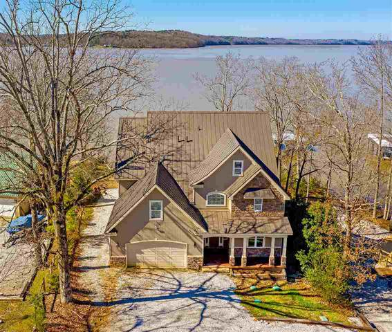 385 Riverview Cir, Pickwick Lake, AL 35616 (#10070895) :: The Melissa Thompson Team