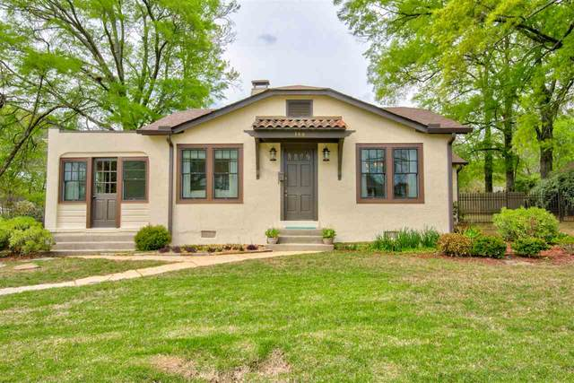 186 E Poplar Ave, Collierville, TN 38017 (#10074320) :: RE/MAX Real Estate Experts