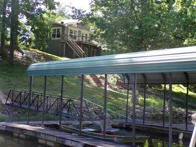 1055 Yellow Creek Lane Ln, Counce, TN 38326 (#10075488) :: The Home Gurus, Keller Williams Realty