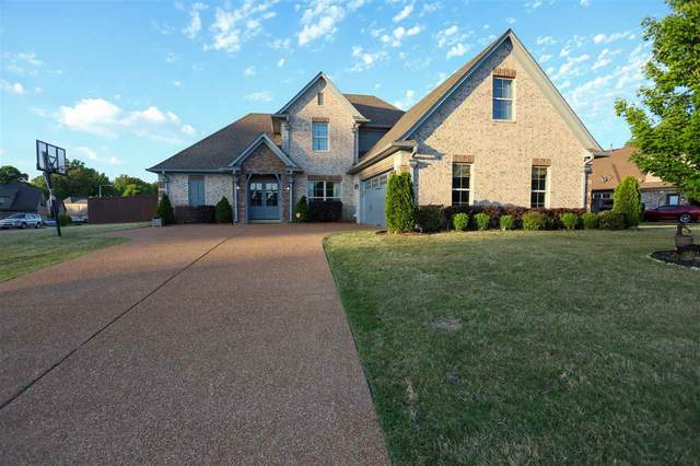 6092 Trail Creek Ln, Bartlett, TN 38135 (#10075537) :: The Dream Team