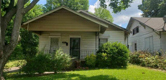 1436 Maplewood St, Memphis, TN 38108 (#10076902) :: All Stars Realty