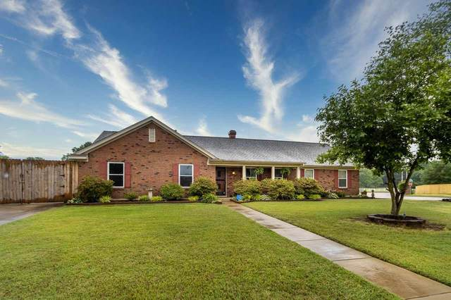 6925 Silver Hill Dr, Bartlett, TN 38135 (#10077046) :: ReMax Experts