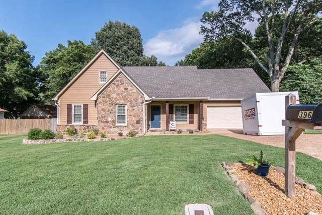 396 Cascade Falls Rd, Collierville, TN 38017 (#10078889) :: All Stars Realty