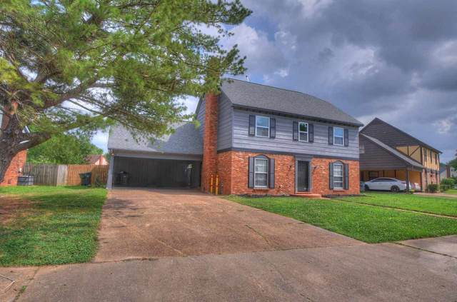 4380 Indian Trail Dr, Memphis, TN 38141 (MLS #10079810) :: The Justin Lance Team of Keller Williams Realty