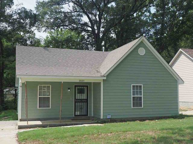 2665 Woodlawn Ter, Memphis, TN 38127 (#10079869) :: All Stars Realty
