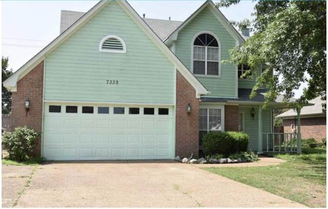 7339 Confederate Cir, Unincorporated, TN 38125 (MLS #10081408) :: Gowen Property Group | Keller Williams Realty
